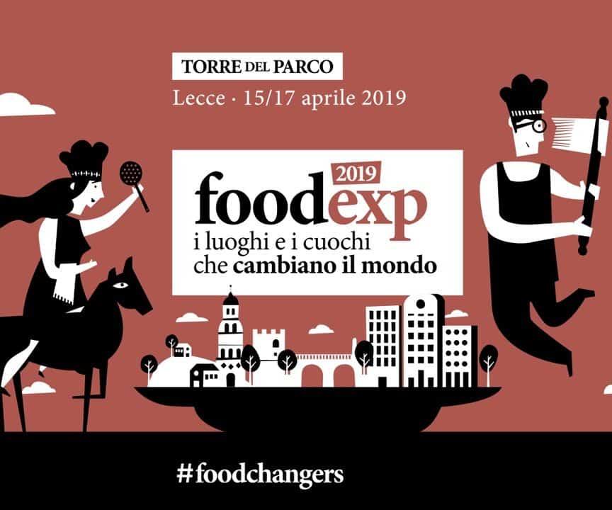 FoodExp 2019 evento Lecce
