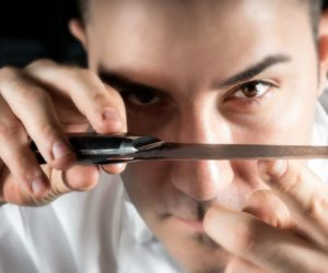 pastry chef Fabrizio Fiorani