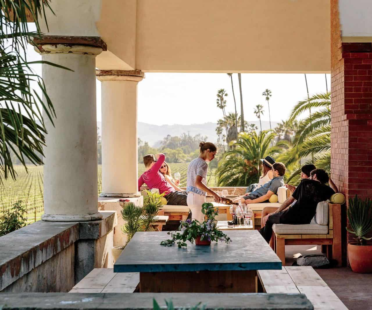 napa e Sonoma valley food and wine italia