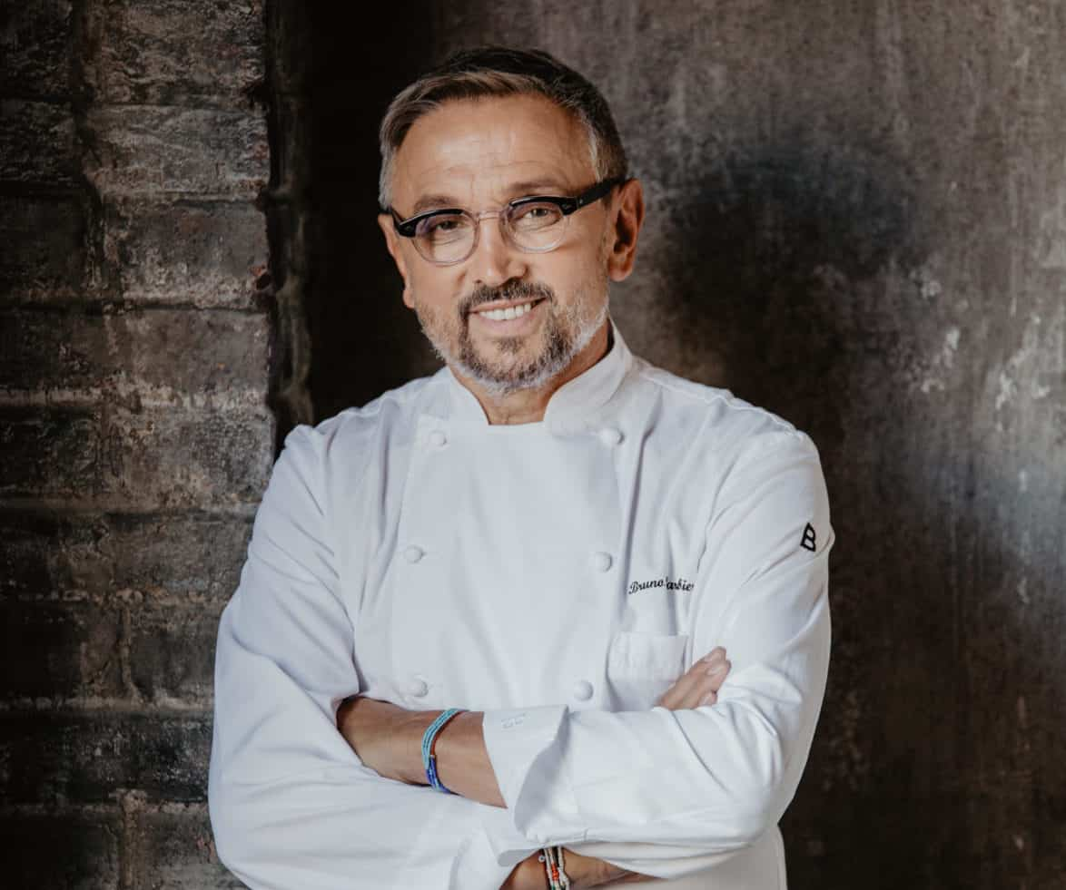 BRUNO BARBIERI food and wine italia
