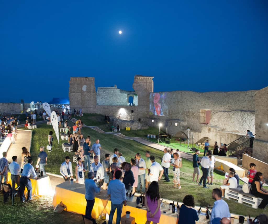 calici di stelle food and wine italia