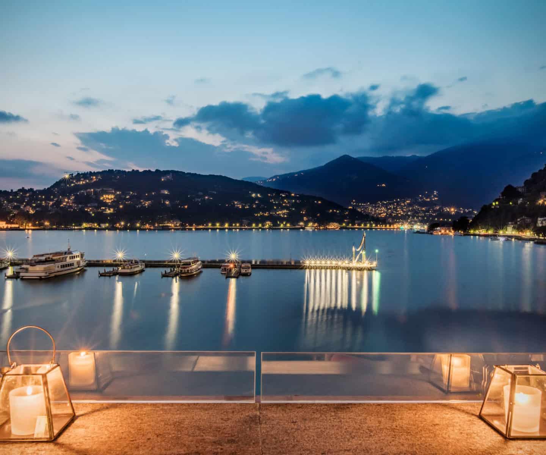como-lake-cocktail-week food and wine italia