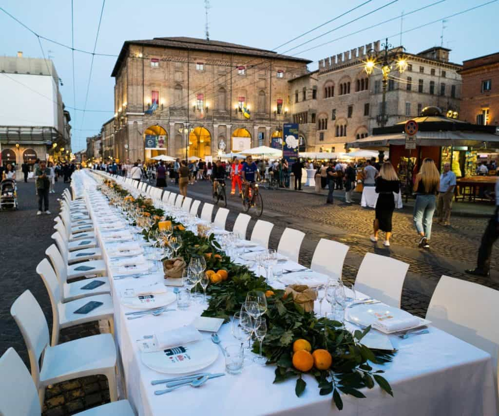 cena dei mille food and wine italia