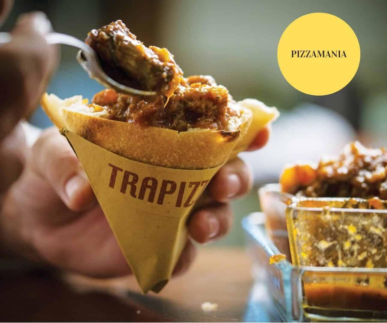 trapizzino food and wine italia