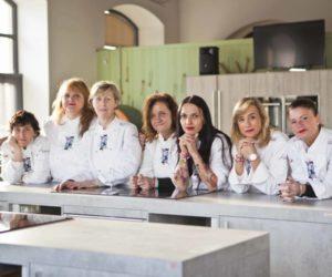 donne della pizza food and wine italia