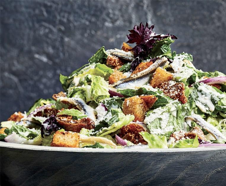 oro verde insalata