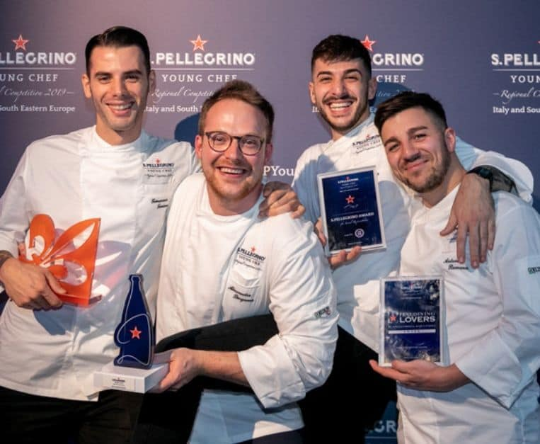 S. Pellegrino Young Chef