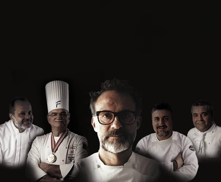 Massimo Bottura & Friends