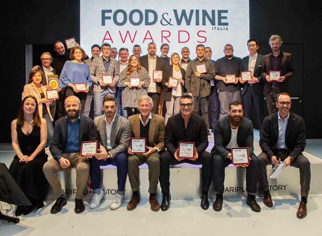 Food&Wine Italia Awards 2020