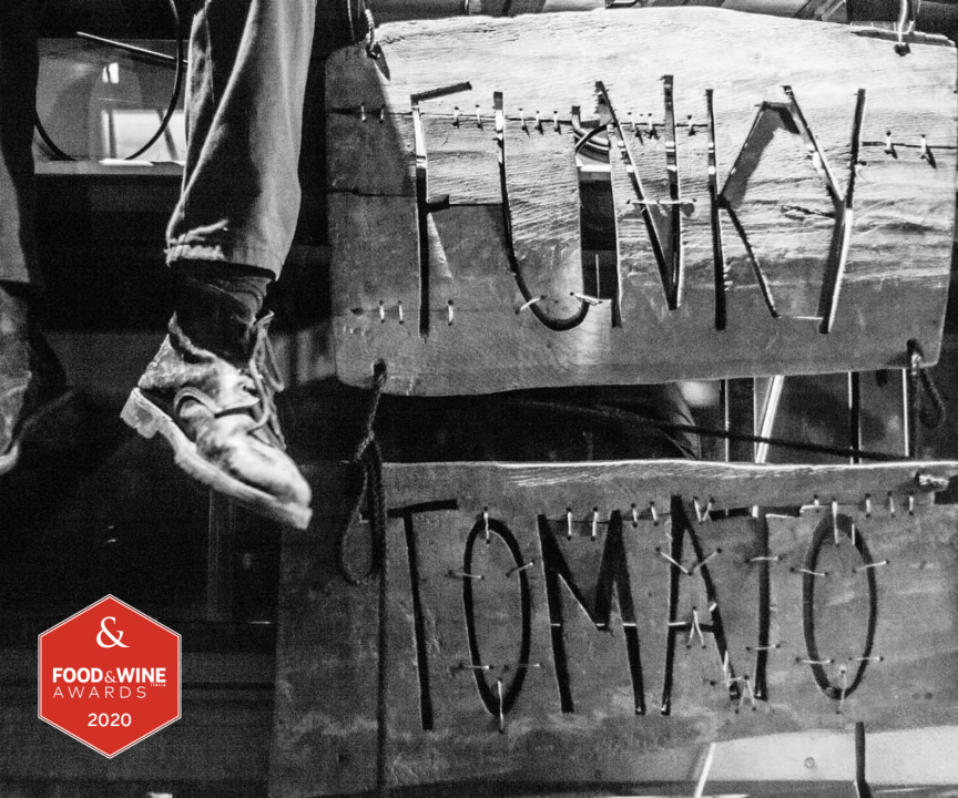funky tomato, F&WI Awards