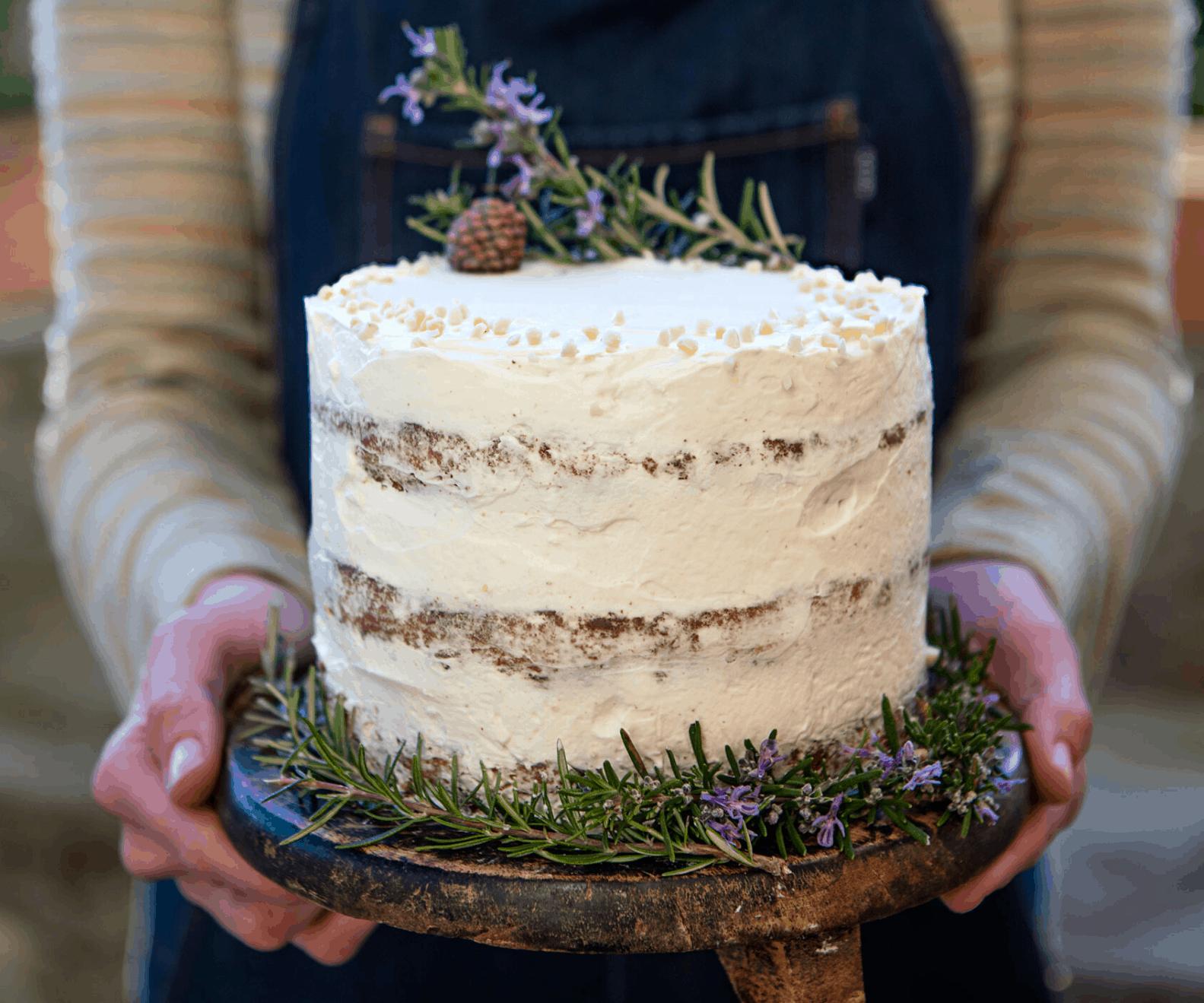 torta mandorle