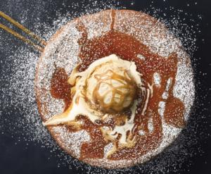 Pancake austriaco alle mele