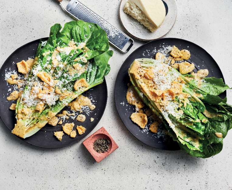 ceasar salad zepeda