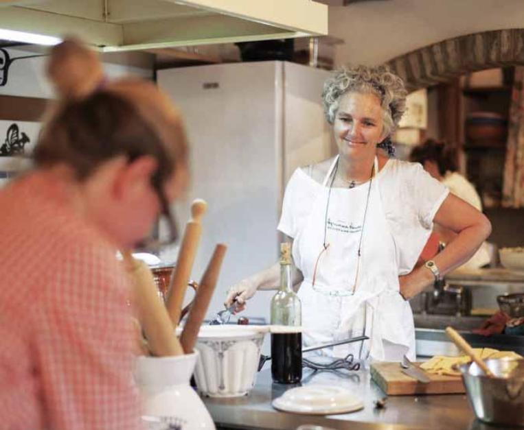Anna Lanza Cooking School