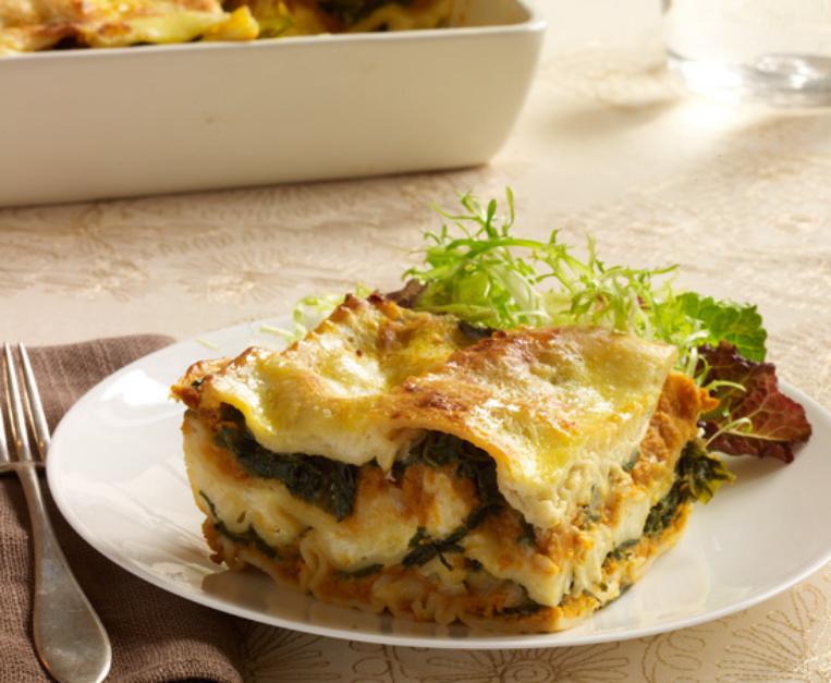 lasagna zucca