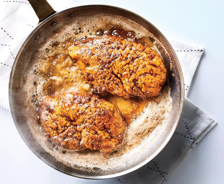 pollo alla fiorentina Greg Dupree