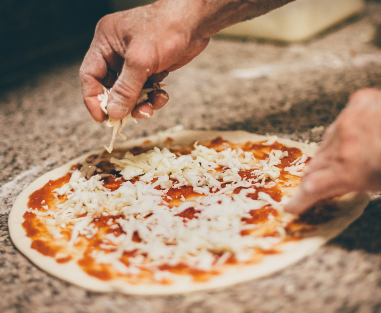 pizza food crimes